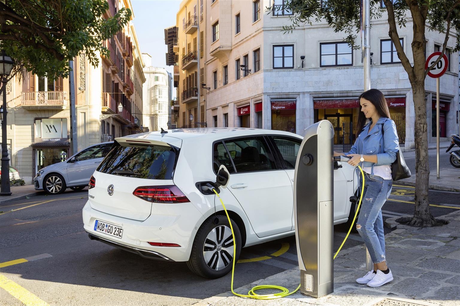nuova auto elettrica volkswagen