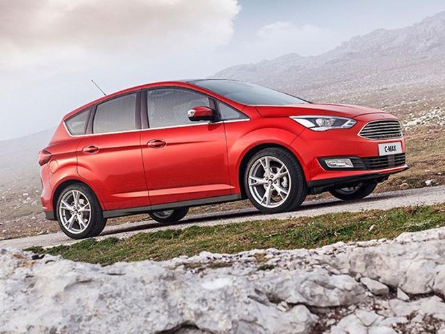 Noleggio Lungo Termine Ford C Max 2019 Gocar
